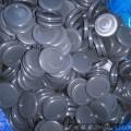 black color blind silicone rubber seals grommet fire resistant UL94-V0