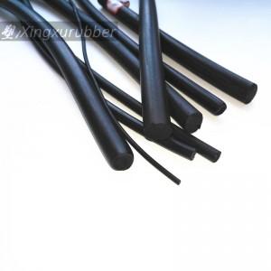 Rubber cord/Rubber core/Silicone rubber cord/EPDM rubber cord/Solid rubber cord/Rubber solid cord