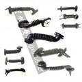 automotive epdm rubber grommet rubber sleeve rubber cable protectors rubber parts
