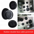 rubber waterproof cable grommet ,closed grommet,open grommet,cable grommet fireproof