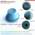 IP67 grade EPDM rubber cable grommet ,rubber bushing,TPE grommet,waterproof grommet