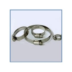 American type stainless steel clamp