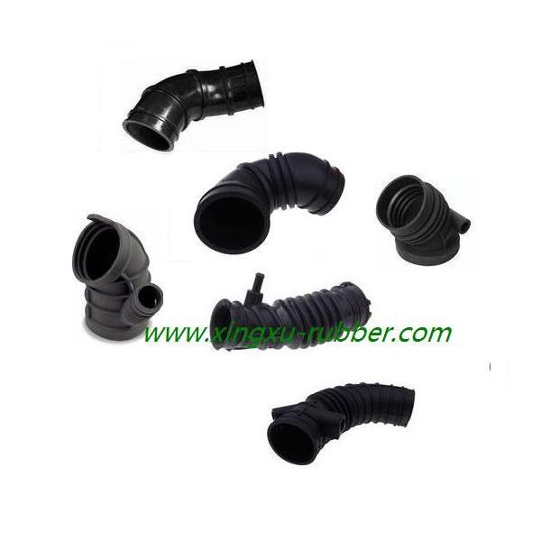 Air intake hose auto rubber bellow