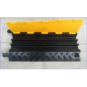 3C Cable Ramp/rubber cable protect/traffic cable cover/cable protectors/cable ramp/cable speed hump