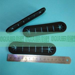 oval rubber grommet,rubber oval ,ellipse rubber grommet,cable