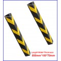 Rubber protector corner/Wall corner/Parking wall corner/Village wall rubber corner