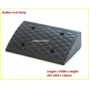 Rubber kerb ramp/kerb rubber ramp/kerb ramp/rubber ramp/Traffic rubber ramp