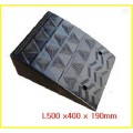 Rubber kerb ramp/kerb rubber ramp/kerb ramp/rubber ramp/traffic rubber