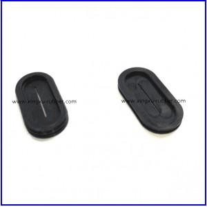 oval rubber grommet/rubber oval /ellipse rubber grommet/cable grommet/grommets/open grommet/grommet plug