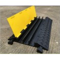 rubber cable protector/rubber speed hump/rubber cable cover/traffic cable protector/rubber cable protectors