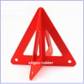 warning triangle/car warning/traffic warning/plastic triangle/car triangle
