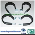Hose Clamp|rubber lined clamp|cushion clamp|P clamp|P clip