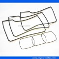 special shaped ring/o ring/ face seals/gasket ring/seal ring/lip seals/end cover/ o ring cover/shaped ring