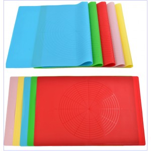 silicone pad,kneading pad,baking pad,chopping board,heat insulationg mat,high temperature pad,bake tool