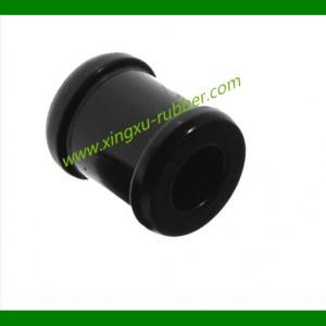rubber grommet,rubber pad,Neoprene Rubber Bushing,shock bushing,solid black rubber