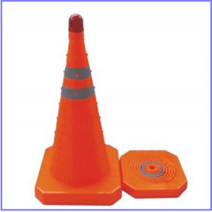 Folding Cone/Collapsible Cone/Retractable Traffic Cone