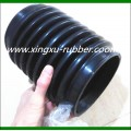 expansion pipe , extension tube,rubber bellow,Moulded pipe ,NBR hose, bellow joint,rubber elbow