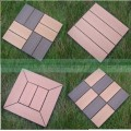 wpc DIY Tile,DIY WPC,DIY Decking tile,WPC DECKING TILE,Glass diy tile