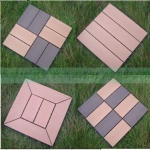 wpc DIY Tile,DIY WPC,DIY Decking tile,WPC DECKING TILE,Glass diy tile